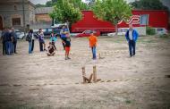 Sedó: tirada de bitlles  Ramon Sunyer