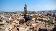 Calaf: Església de sant Jaume  Ramon Sunyer