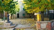 Calaf: plaça  Ramon Sunyer