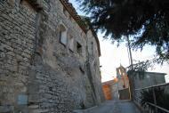 Tordera: carrer  Ramon Sunyer