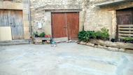 Tordera: detall plaça  Ramon Sunyer