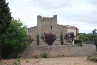 Mirambell: Església de Sant Pere i Sant Sadurní   Ramon Sunyer