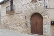 Mirambell: detall casa  Ramon Sunyer