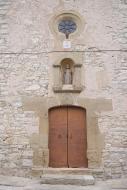 Mirambell: Església parroquial de Sant Pere  Ramon Sunyer