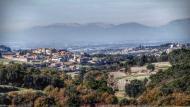 Montpalau: Montpalau i Vergós Guerrejat des de la Rabassa  Ramon Sunyer