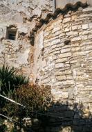 Talavera: detall carrer  Ramon Sunyer