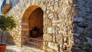 Montoliu de Segarra: Pas cobert del carrer Forn  Ramon Sunyer