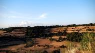 Montoliu de Segarra: Vista des del castell  Ramon Sunyer