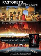 cartell Els Pastorets de Calaf