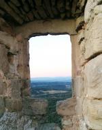 Bellprat: Castell de Queralt  Ramon Sunyer
