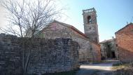 El Canós: església  Ramon Sunyer