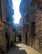 El Canós: carrer major  Ramon Sunyer