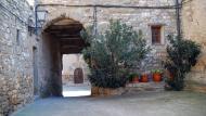 El Canós: plaça  Ramon Sunyer