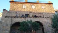 Pelagalls: detall casa  Ramon Sunyer