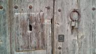 Mont-Roig: detall porta  Ramon Sunyer