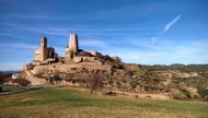 Lloberola: Castell  Ramon Sunyer