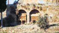 Lloberola: Sarcòfags dels Sa Cirera  Ramon Sunyer