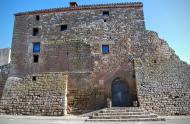 La Cardosa: castell  Ramon Sunyer