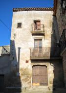 La Cardosa: detall façana  Ramon Sunyer