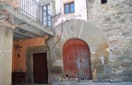 El Llor: detall casa  Ramon Sunyer