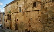 El Llor: carrer  Ramon Sunyer