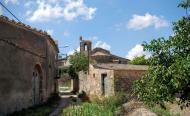 El Llor: cases  Ramon Sunyer