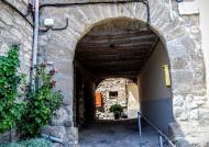El Llor: portal  Ramon Sunyer