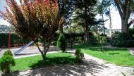 Pallerols: jardí  Ramon Sunyer