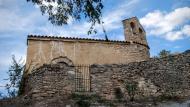 Montfar: Església de Santa Maria romànic  Ramon Sunyer