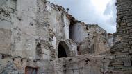 Pomar: castell  Ramon Sunyer