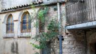 Pomar: detall casa  Ramon Sunyer