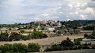 Pomar: vista des de sant Antolí  Ramon Sunyer