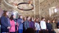 Malgrat: Concert de la Coral Infantil Nova Cervera  Joan Riu