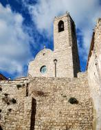 Montoliu de Segarra: Església Sant Salvador(XVIII)  Ramon Sunyer
