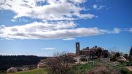Montoliu de Segarra: vista  Ramon Sunyer