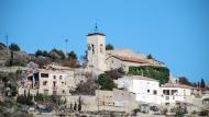 La Guàrdia Lada: Església Santa Maria gòtic (XIII, XVIII)  Ramon Sunyer