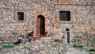 La Sisquella: Mas de Nuix renaixement (XVI)  Ramon Sunyer