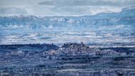 Granyena de Segarra: El Montsec de fons  Ramon Sunyer