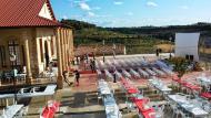 Montornès de Segarra: preparant lo Cercacurts  Ramon Sunyer