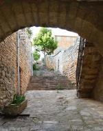 Montornès de Segarra: portal  Autor