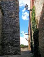 La Tallada: detall església  Ramon Sunyer