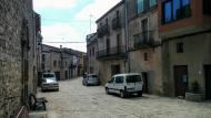 La Tallada: plaça  Ramon Sunyer