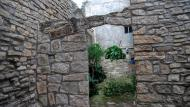 Gàver: detall casa  Ramon Sunyer