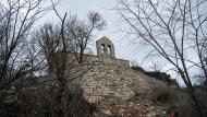 Gàver: Església Santa Maria romànic (s. XI-XIII)  Ramon Sunyer