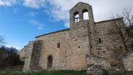 Gàver: Església Santa Maria romànic ( s. XI-XIII)  Ramon Sunyer