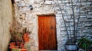 Briançó: porta  Ramon Sunyer
