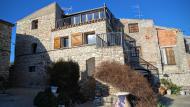 Briançó: detall casa antic castell  Ramon Sunyer