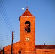 L'Ametlla de Segarra: campanar  Ramon Sunyer