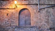L'Ametlla de Segarra: detall casa  Ramon Sunyer