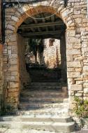 La Guàrdia Lada: portal  Ramon Sunyer